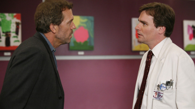 Dr James Wilson (Robert Sean Leonard) dans Dr House