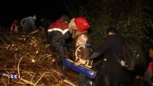 La Slovénie débordée par l'arrivée de milliers de migrants exténués et frigorifiés
