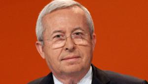 Pierre Henri Gourgeon, ancien directeur général d'Air France, en juillet 2011.