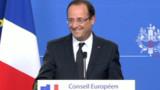"""Hollande sur la marinière de Montebourg : """"c'est très bien"""" (VIDEO)"""