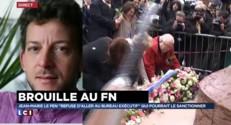 Brouille au FN : quels sont les risques pour Marine Le Pen ?