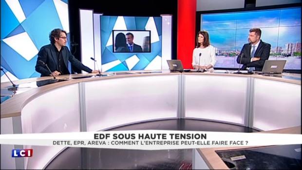 """EDF: """"L'Etat est pantouflard, récupère ses dividendes et n'indique plus la direction à suivre"""""""