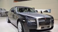 Rolls Royce 200EX - Genève 2009 - Profil avant 1