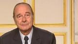20h : le dernier message de Chirac, en direct sur LCI.fr
