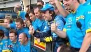 Après six ans d'absence, Renault revient en F1 avec l'ambition de gagner