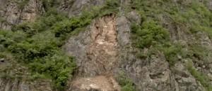 Isère : le village de Saint-Christophe-en-Oisans bloqué à cause d'un éboulement