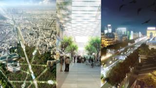 Voici à quoi pourraient ressembler les Champs-Elysées en 2025
