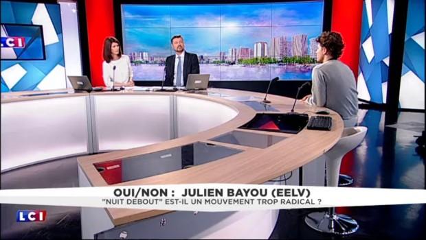 """#NuitDebout : """"Même à l'Académie Française Finkielkraut se fait traiter de réactionnaire"""""""