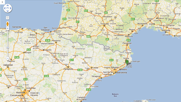 lloret de mar carte Comment Lloret De Mar m'a (un peu) dégoûtée de l'Espagne   Un pied