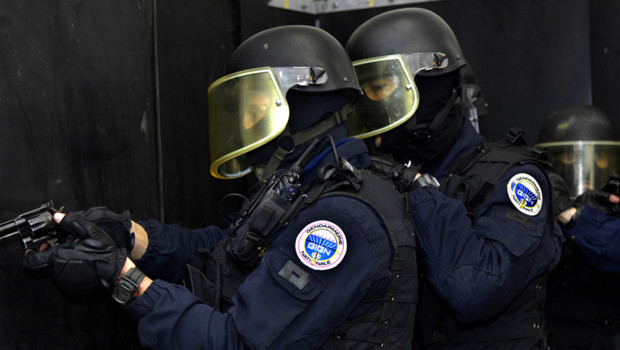GIGN gendarmerie gendarme