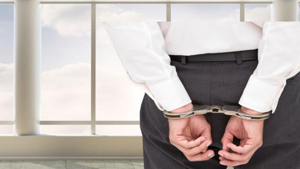 Un prisonnier (Illustration).