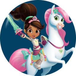 avatar Nella princesse chevalier