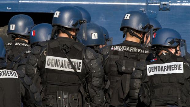 gendarmerie escadron mobile