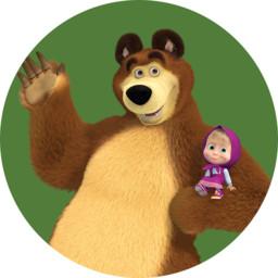 avatar Masha et Michka