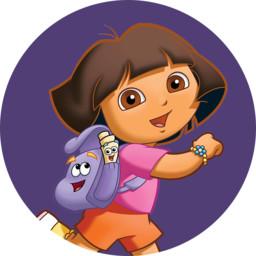 avatar Dora l'exploratrice